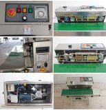 Selladora de banda continua automático con soporte para los chips (FR-900C)