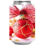 선전용 맥주 음료 깡통 홀더 그루터기 같은 냉각기 크리스마스 선물 (BC0041)