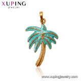 32449 Environmental Copper에 있는 Xuping 18k 금 Plated Tree Costume Jewelry Pendant