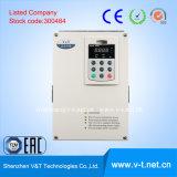 V&T V5-H 55 al mecanismo impulsor variable de la frecuencia de la aplicación de la carga pesada de 75kw 1/3pH 200V