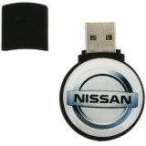 Azionamento sveglio del pollice del piatto 4GB del USB del bastone a resina epossidica di memoria