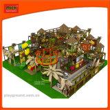 2018 Nuevo Diseño Interior de los niños Playground Parque de Atracciones interior equipo Kids laberinto