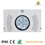 LED 8W de luz solar integrada por la Calle Jardín