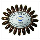 Poudre Ocrown88810 d'art de clou d'effet de miroir de caméléon de colorant de perle