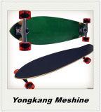 Conseil d'érable canadien d'alimentation de l'usine de skateboard Longboard danse terminée