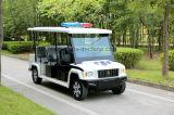 8 de Elektrische Patrouillewagen van Hummer van het Gebruik van Aantrekkelijkheden Seater voor Veiligheid