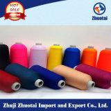 Hank teñido de hilos de nylon 2 colores de la capa para tejer calcetines de tejer