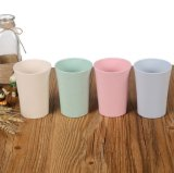 Taza de té de bambú elegante de la fibra del vajilla orgánico cómodo de Eco