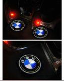 Nuovo disegno! Indicatore luminoso di marchio nero dell'automobile di 3D LED, indicatore luminoso dell'ombra del fantasma del LED