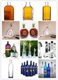 250ml/500ml/1000ml borran la botella de cristal de los perfumes de Xo