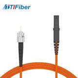 Multimode SimplexSt Om2 50/125um Optische Kabel van de Vezel