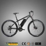 27speed Pedelec MTB 산 전기 자전거 27.5inch 프레임 리튬 건전지