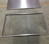 galvaniseerde het Aluminium van Roestvrij staal 304 316 de Vervaardiging van het Metaal van het Blad voor Tekens en Aanplakbord