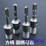 Le port de Shanghai Diamond Core Bit de fret et de Diamond Foret de base pour le verre gz6300
