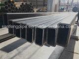 ASTM A554 Standaard 0.4mm~1mm Dikke Decoratieve Pijp, de Pijp van het Roestvrij staal van de Leuning