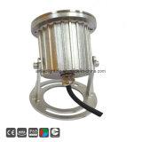316ss 3X2W LED IP68, bajo el agua piscina de la luz de la fuente