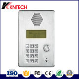 Telefone de emergência Knzd análogo sist-03 para a construção de elevador