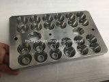 Precisie CNC die de Delen van de Vorm van de Delen van de Automatisering van de Hardware machinaal bewerken