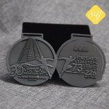 Oferta de eventos militares de metal de Fundición de carnaval de la medalla de oro medalla de deportes