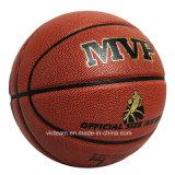 La meilleure qualité de basket-ball absorbant l'humidité de taille 7