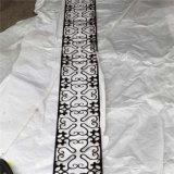 Profil de découpage de laser d'acier inoxydable de profil de plafond en métal
