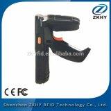 Impinj R2000チップUHF RFIDの手持ち型の読取装置3G WiFi Bluetooth USBの差込みSIMのカード