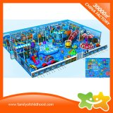 Labyrinthe de l'équipement de jeux intérieur pour la vente de terrain de jeu