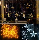 LED-Stern-Licht-Weihnachtslichter für Haus