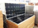 mono comitato a energia solare 200W con 25 anni di tempo della garanzia