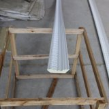 Cornisa tallada techo de la espuma de la PU del poliuretano que moldea Hn-8005