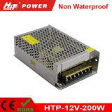 12V 16A 200W 유연한 LED 지구 전구 Htp