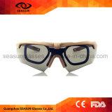 Fucilazione intercambiabile Eyewear del blocco per grafici di miopia degli obiettivi dell'esercito di vetro militari tattici dell'occhio
