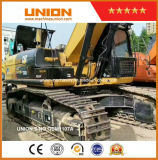 Verwendetes grosser Exkavator-ursprüngliches Gleiskettenfahrzeug Cat340d der Gleisketten-Cat340d/345