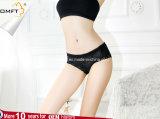 De nieuwe Lage Taille Leuke Bowknot van het Netwerk van het Kant van de Jacquard van de Aankomst ventileert ziet door de Sexy Transparante Kousen van het Ondergoed van Dames
