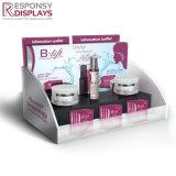 Support facial d'étalage de crème de Bb de masque de contre- latex acrylique