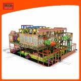 Мягкий детей игровая площадка в виде лабиринта оборудования