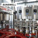 PE du lait en bouteilles Machine d'étanchéité de la machine de remplissage
