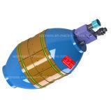 Малый диаметр внутреннего зажима трубопровода