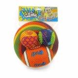 Juguetes para el disco al aire libre del vuelo de la bomba del agua del chapoteo, bolas del deporte