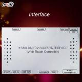 Android 5.1 Interface vidéo de navigation pour 10-17 Tiguan avec parking dynamique de la ligne directrice