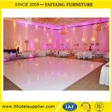 Madera moderna Dance Floor de Removeable del acontecimiento de la boda que se enclavija