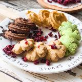 Halal 고품질 로즈 취향 견과 크렌베리 들쭉 과자 크래커