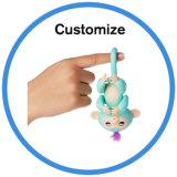Mono interactivo de la marioneta de 2017 del nuevo animal doméstico eléctrico del bebé pececillos del juguete