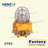 Lumière anti-déflagrante fluorescente marine Cfy20-2 d'acier inoxydable
