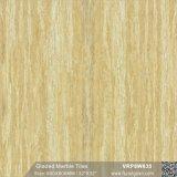 Gelbe Baumaterial-volle Polierporzellan-Fußboden-Fliesen (VRP8W835, 800X800mm)