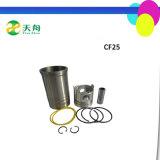 Il motore diesel di Changfa di prezzi di esportazione parte la fodera del cilindro CF25