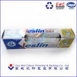 Custom всеобщей высокое качество печати в сложенном виде зубная паста поля бумаги