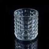 Commercio all'ingrosso di vetro libero del vaso della candela