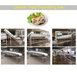 鶏のフィートの足の皮の処理機械(WS)