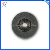 ジルコニアの酸化物のステンレス鋼のための頑丈な粉砕の折り返しディスク